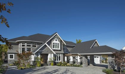 Bellamy Homes receives 'Finalist Award' for their Outstanding Custom Home!
