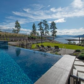 Okanagan Outdoor Living Space – Finalist