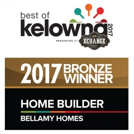 Best of Kelowna Homebuilder – Finalist